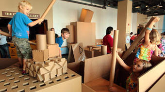 Ultimate fun: The cardboard box | Art Integrating Technology | Scoop.it