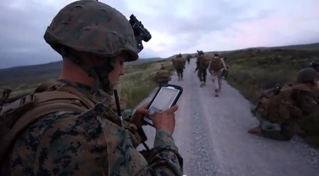 How the US Military a now using Portable Technology on the Battlefield   Technology in Business Today   Scoop.it