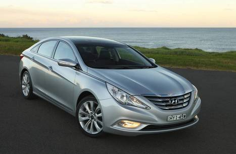 2013 Upcoming Hyundai i45 - Review | News | Scoop.it