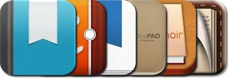 Journaling Apps for the iPad: iPad/iPhone Apps AppGuide   TiPS:  Technology in Practice for S-LPs   Scoop.it