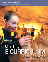 Education Week: Crafting E-Curriculum That Inspires   21st Century Library Media   Scoop.it