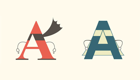 Serif vs. Sans: the final battle | Webdesigner Depot | Use of Typography as an element of design | Scoop.it