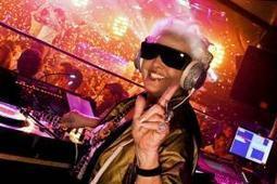 Bruxelles: Mamy Rock, DJ à... 69 ans, sur la place du Luxembourg pour la Fête de l'Europe ce samedi (vidéo) | Cyber Seniors & Cie | Scoop.it