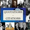 Citation-Quotations