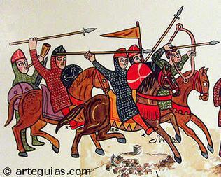 Caballería Medieval | Influencia Romana en el Arte de la guerra Medieval | Scoop.it