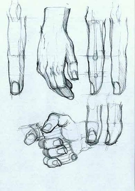 hand drawing drawing tutorial in drawing references and resources