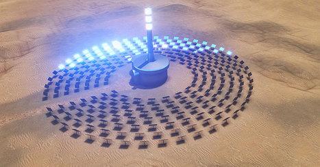 Dubaï crée la plus grande centrale solaire au monde pour fournir en électricité 75% du pays dès 2050 | L'actualité du capital-investissement | Scoop.it