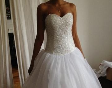 Robe de mariage princesse - Bouches du Rhône | Robes de mariée d'occasion | Scoop.it