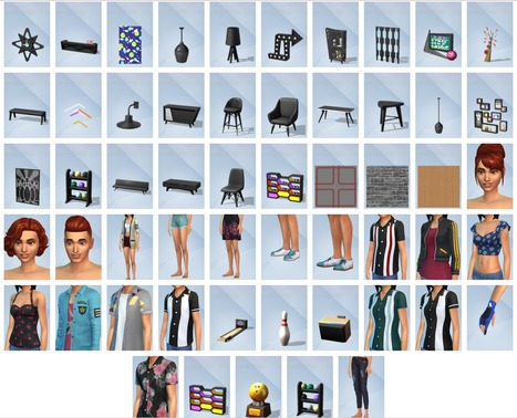 Meubles In Les Sims Scoop It