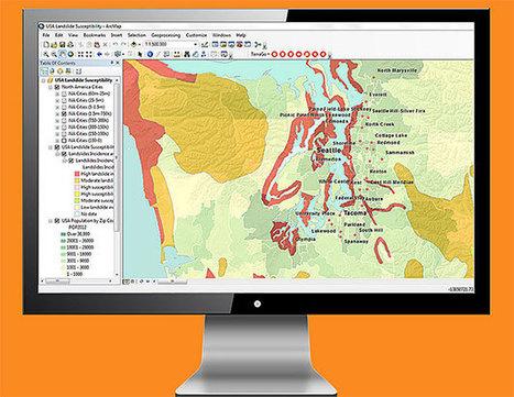 TerraGo GeoPDF Unlocks Geospatial Platforms for the Masses (Video) - American Security Today | Geospatial Pro - GIS | Scoop.it