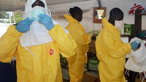 Ebola outbreak in West Africa now the largest on record | Broad Canvas | Scoop.it