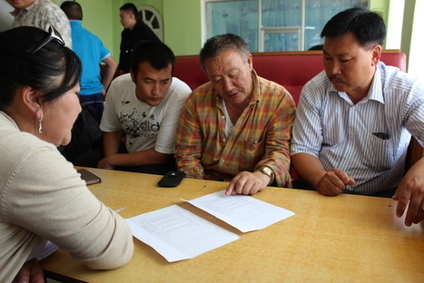 Mongolia's Nomadic Weather Readers   Solutions   The Agrobiodiversity Grapevine   Scoop.it