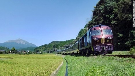 Japan's new super luxury train cruise | Vloasis vlogging | Scoop.it