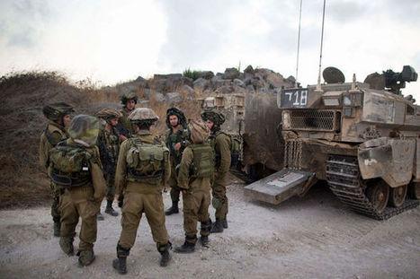 """ISRAEL: Des soldats de la plus prestigieuse unité de renseignement refusent de participer à de nouveaux """"abus"""""""
