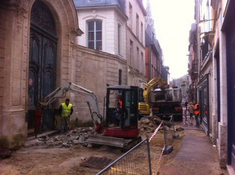 Circulation à Rouen : carte interactive des travaux | Les news en normandie avec Cotentin-webradio | Scoop.it