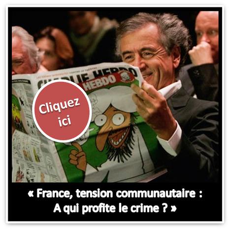 France et tension communautaire : à qui profite le crime ? | Toute l'actus | Scoop.it