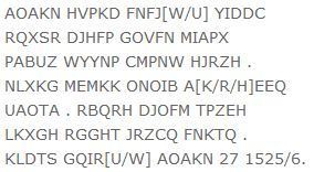 Dead pigeon sparks WW2 cipher mystery | Text analytics, text understanding | Scoop.it