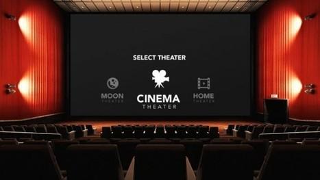 Oculus Cinema comme à la maison avec la VR | Geek or not ? | Scoop.it