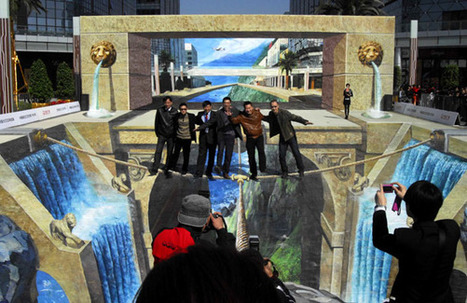 Chalk Drawing That Won Guinness | Mind changing pictures | Scoop.it