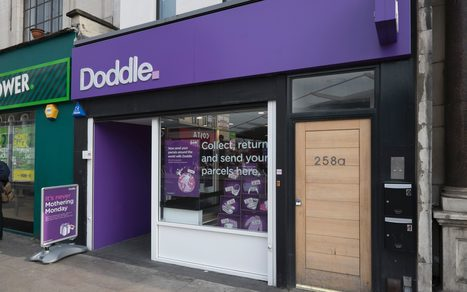 Doddle and Hermes agree tie-up to rival Post Office service | Global Logistics Trends and News | Scoop.it