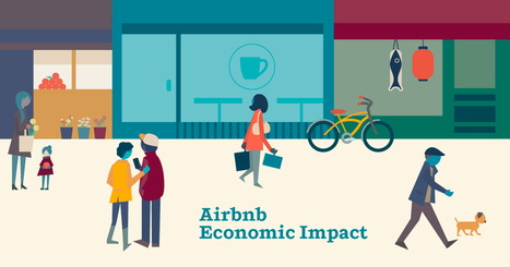 Airbnb's positive economic impact in cities around the world | Conscious Travel | Scoop.it