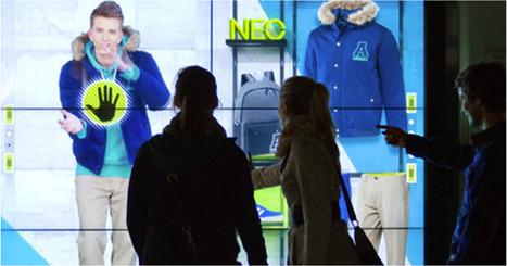 Store-check by Brio : Adidas teste une vitrine interactive | Retail Design Review | Scoop.it