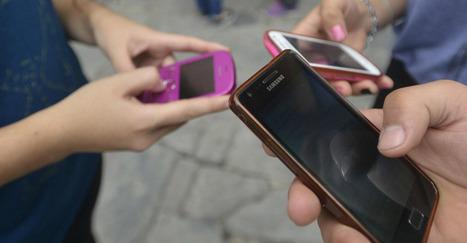 Los dispositivos móviles no se aprovechan en el aula   Tecnología móvil   Scoop.it