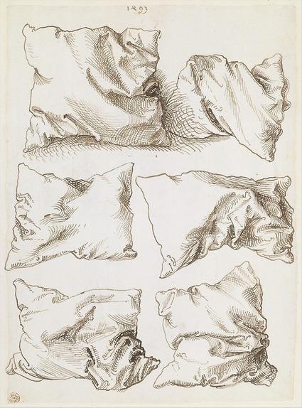 Albrecht Dürer's six pillows | Best of Design Art, Inspirational Ideas for Designers and The Rest of Us | Scoop.it