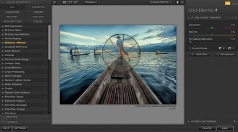 Google Makes Its $149 Photo Editing Software Now Completely Free to Download | EdTech | Scoop.it