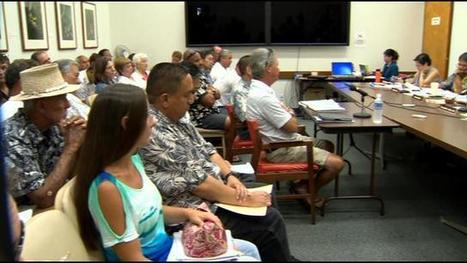 Sides debate proposal to ban scuba spear fishing - Hawaii News Now - KGMB and KHNL | All about water, the oceans, environmental issues | Scoop.it