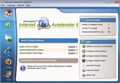 Ashampoo internet accelerator 3.