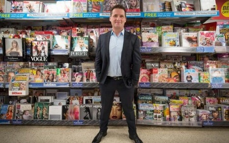 WH Smith boss opens up about mental health, coming out and the retailer's 225-year anniversary in first ever interview | LGBT Online Media, Marketing and Advertising | Scoop.it