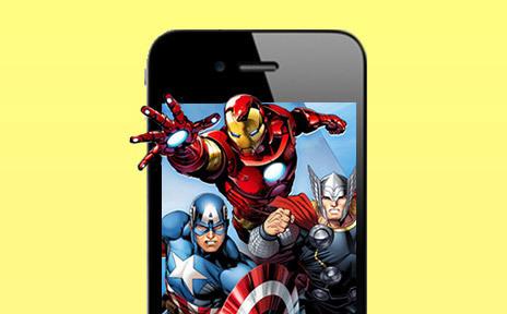 Les super héros en réalité augmentée L'éditeur de comics Marvel crée des bonus virtuels | Les livres - actualités et critiques | Scoop.it