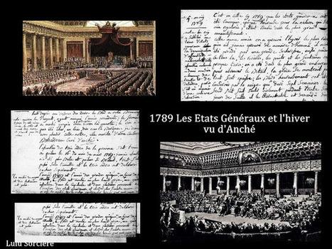 Lulu Sorcière Archive: 1789 - Etats Généraux et Hiver à Anché (86) | GenealoNet | Scoop.it
