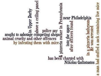 Language activities with Wordle and word clouds | efl-resource.com | TEACHING ENGLISH FROM A CONSTRUCTIVIST PERSPECTIVE | Scoop.it