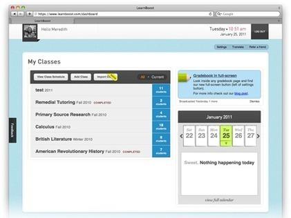 LearnBoost | SchooL-i-Tecs 101 | Scoop.it