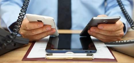 Droit à la déconnexion : ce dispositif va-t-il mettre fin à l'hyperconnexion des cadres ? | Sociologie du numérique et Humanité technologique | Scoop.it