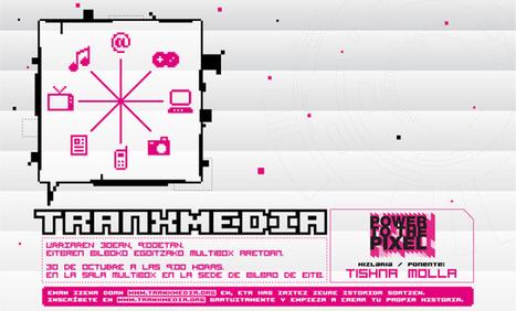 TRANXMEDIA   Tranxmedia, transmedia, eitb, tabakalera, ehu…   TV, new medias and marketing   Scoop.it