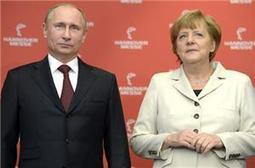 Merkel asks Putin to give 'NGOs a chance'   Chris' Regional Geography   Scoop.it