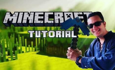 VideoTutoriales de #Minecraft para profesores | El Aula Virtual | Scoop.it
