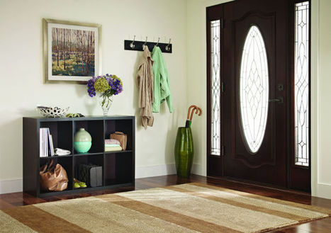 Organize entryways with decorative storage - Daily Herald | Best Home Organizing Tips | Scoop.it