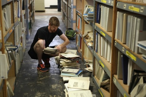 The Archives Corps | Libraries & Archives 101 | Scoop.it