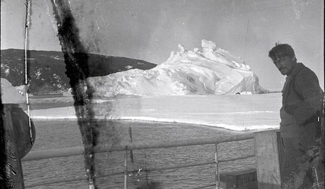 100-Year-Old Box of Negatives Discovered by Conservators in Antarctica | Photography | Scoop.it