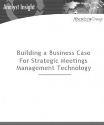 Strategic Meetings Management Technology: Building a Business ... | Shopping Strategic Meeting Management Software | Scoop.it