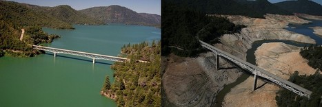 63 trillion gallons of groundwater lost in 2013 #drought in Western US | #Science #climate | Messenger for mother Earth | Scoop.it