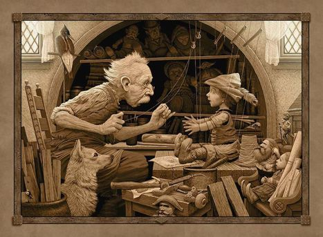 Edward Binkley -Fantasy- | digital art and media | Scoop.it