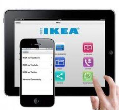 """Brands & social media, Ikea in testa nel retail   L'impresa """"mobile""""   Scoop.it"""
