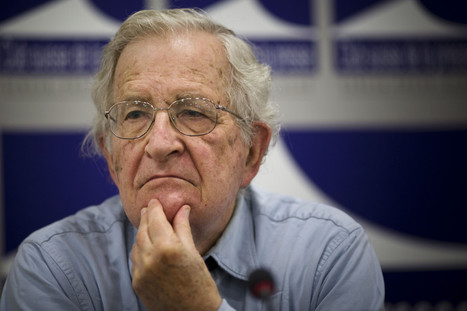 Chomsky: Syria Strike Would Be 'War Crime' With Or Without Congressional Sign-Off #Obama #US #Syria | Saif al Islam | Scoop.it