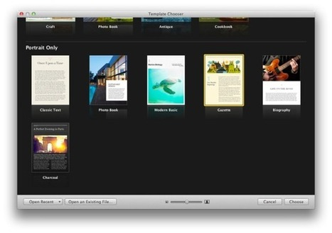 Hands-on with iBooks Author 2.0 - iPad/iPhone - Macworld UK | Edtech PK-12 | Scoop.it