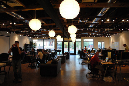 What coworking can teach corporate offices | Work Environments For the 21st Century | Scoop.it